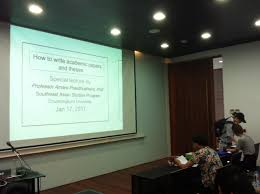 how to write academic papers southeast asian studies program graduate school how to write academic papers and theses training