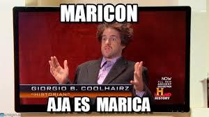 Maricon Meme - maricon cocos meme on memegen