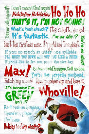 quotes the grinch happy holidays inside how the