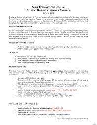 nursing student resume curriculum vitae sle nursing student new remarkable sle