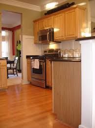 the yellow cape cod first step to a worry free kitchen makeover