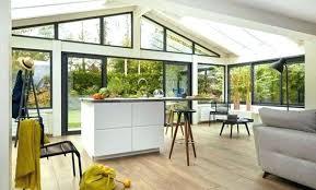 veranda cuisine prix veranda cuisine prix salle a manger 16m2 5 veranda prix au metre