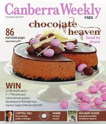 2 april 2015 by canberra weekly magazine issuu