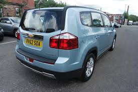 opel orlando used blue chevrolet orlando for sale rac cars