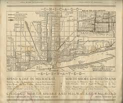 Map Of Chicago Suburbs Chicago