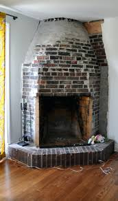 corner fireplace makeovers ideas outdoor pleasing fireplaces diy