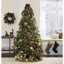 jaclyn smith 80 piece complete tree decorating kit golden