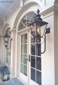 Gas Patio Lights by Best 25 Gas Lanterns Ideas On Pinterest Brick Pavers Exterior
