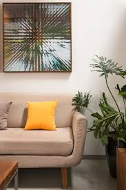 Painting Livingroom Architecture Indoor Garden Large Home In Kerala India Decoration