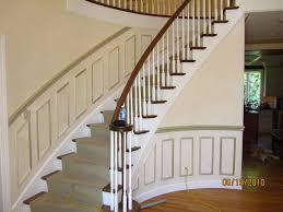 staircase molding ideas 2 best design spiral pics trim