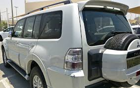 mitsubishi pajero mitsubishi pajero 2014 in mint condition under warranty