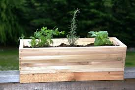 Deck Planters And Benches - easy planter with built in bench deck boxes plans cedar deck bench