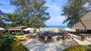 lanta castaway beach resort a slice of tropical paradise