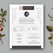 Instant Resume Template Modern Resume Template U0026 Cover Letter Template For Word And