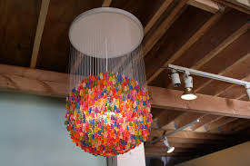 New Chandelier This New Store Is Selling The Gummi Chandelier Of Your Dreams