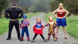 awesome halloween pictures 19 of the cutest family theme costumes for halloween today com