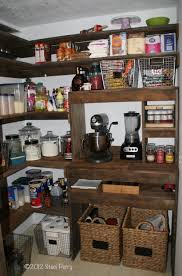 Building Wood Shelves In Pantry by 22 Best Home Pantry Ideas Images On Pinterest Home Pantry