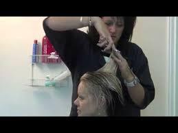 radona hair cut video radona s haircut learn how to cut your hair like radona youtube