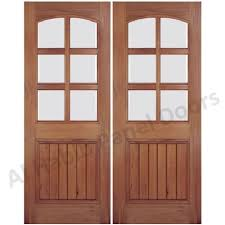 wood and glass cabinet glass wooden door with frame hpd480 glass panel doors al habib
