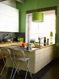 kitchen balance between small kitchen design and