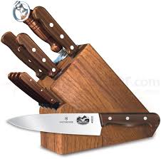 victorinox kitchen knives review victorinox forschner 11 block set rosewood handles