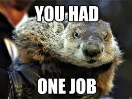Groundhog Meme - 12 goofy things you didn t know about groundhog day news agweb com