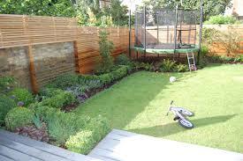 shelley hugh jones garden design trampoline position integrated