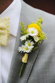 boutonnieres for wedding 60 cheerful billy balls yellow wedding ideas deer pearl flowers