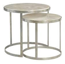 marble top nesting tables nesting tables bernhardt