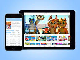 kixi u2013 the new movie and series streaming app just for kids