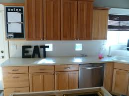 painting oak kitchen cabinets before and after refinishing laminate cabinets knowledgefordevelopment com