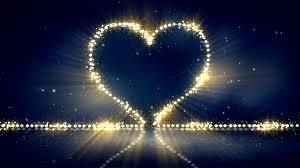 heart shaped christmas lights heart shape christmas lights loop background motion background