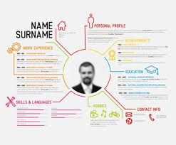 how to make an infographic resume 7 design tips to make your resume stand out onthehub