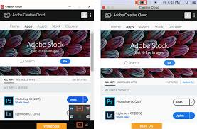 uninstall or remove creative cloud apps