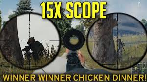 pubg 15x scope aussie youtubers embrace the meme a surprise to be sure but a