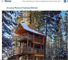 Tree House Home Blog U2014 Montana Treehouse Retreat