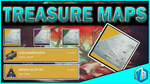 Treasure Maps Destiny 2 Treasure Maps New Activity Lost Sectors And New