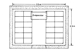 planning and engineering data 1 fresh fish handling 7 chill stores floor plan of a 5 t chill store