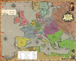 Forum Map See A Europe Map For Naval Action It Would Be Nice Isn T It