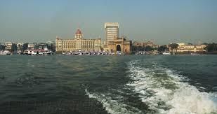 gateway of india taj hotel trident mumbai 4k hd video boat ride