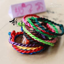 cord rope bracelet images Bracelets hand knotted rope hand catenary sports nylon cord jpg