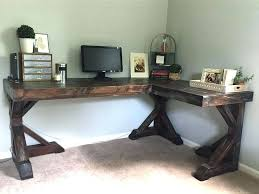 desk diy rustic writing desk diy wood writing desk view in