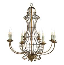 French Wire Chandelier 35 Best Chandelier Images On Pinterest Chandelier Lighting