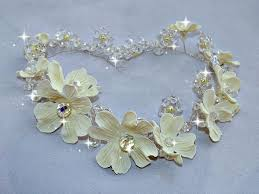 communion hair accessories headpiece bridal hair wreath wedding hair