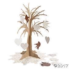 Tree Centerpiece Love Birds Wishing Tree Centerpiece Oriental Trading Discontinued