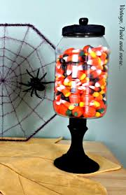 throwback thursday halloween candy jars vintage paint and more