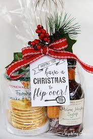 chagne gift basket a christmas to flip free printable gift tag for a make