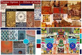 ritu beri s four themes for indian railways uniforms from nawab