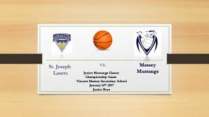 junior mustangs 2017 junior mustangs chionship st joseph lasers vs