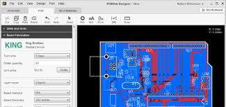 web design software freeware pcbweb free pcb design software